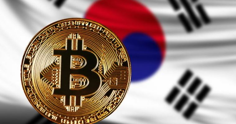bitcoin in korean